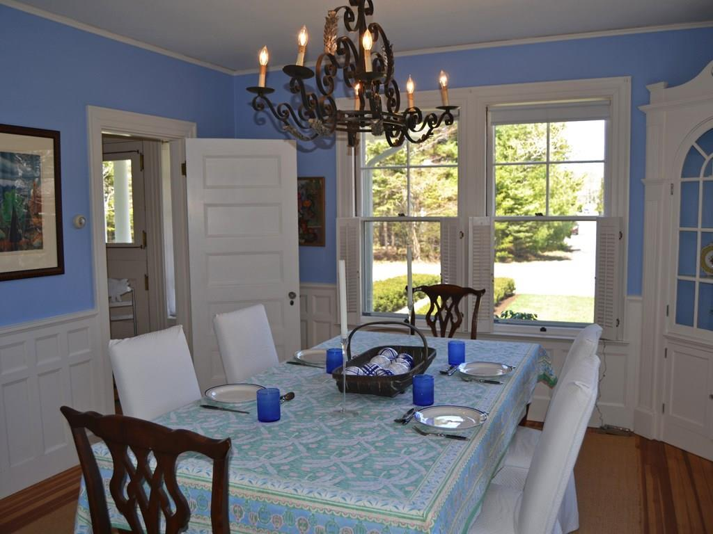 Another view of the Dining Room with...