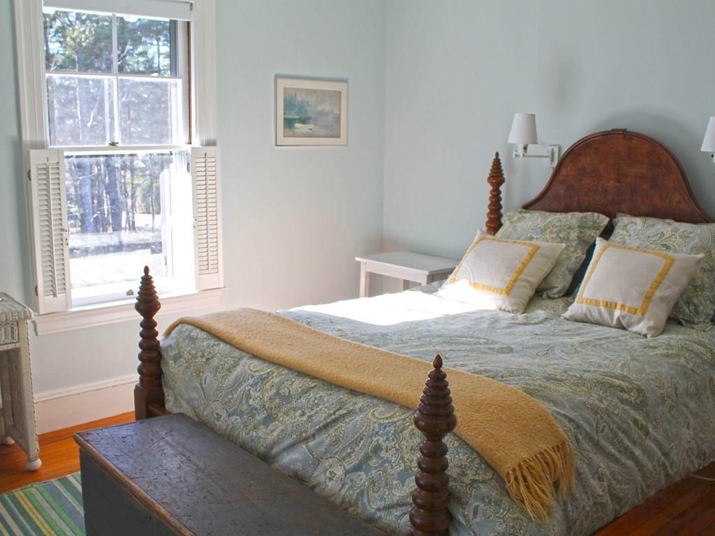 Master bedroom with private full...