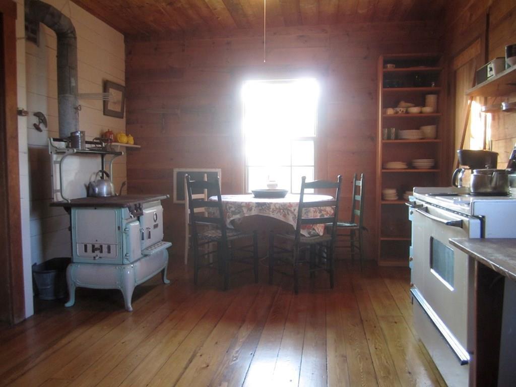 Sunny breakfast space