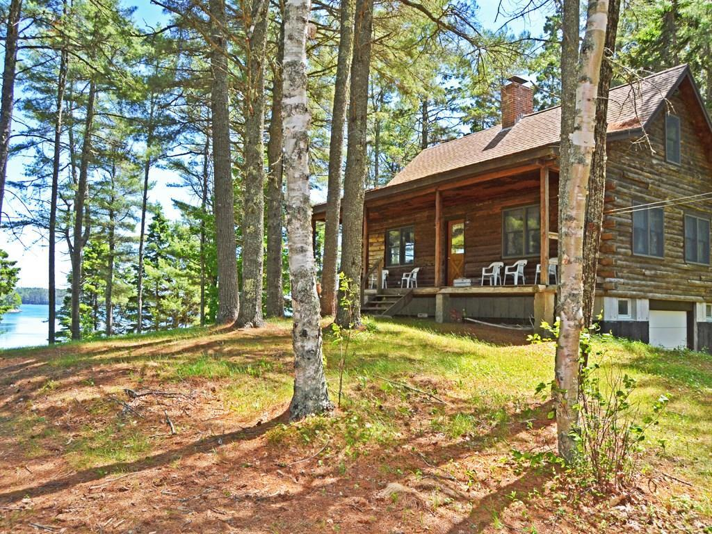 The property includes a rustic,...