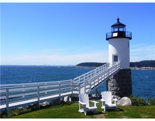 View. The property enjoys a postcard...