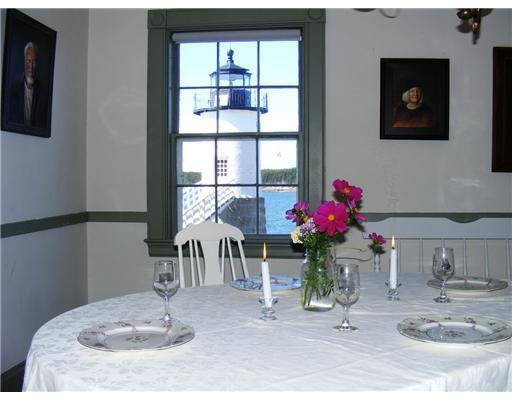 Dining Room. The Keeper s House...