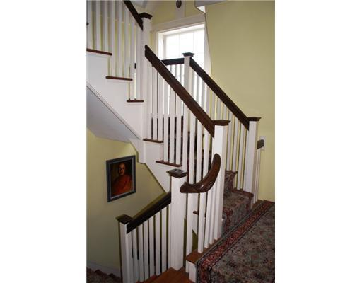 Other. The charming staircase in the...