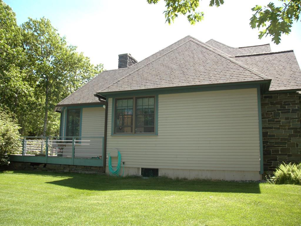 Exterior House Side