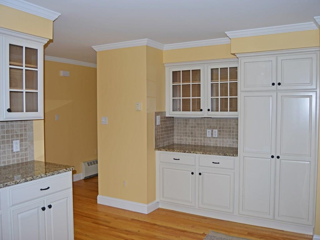 Large pantry area in the kitchen.