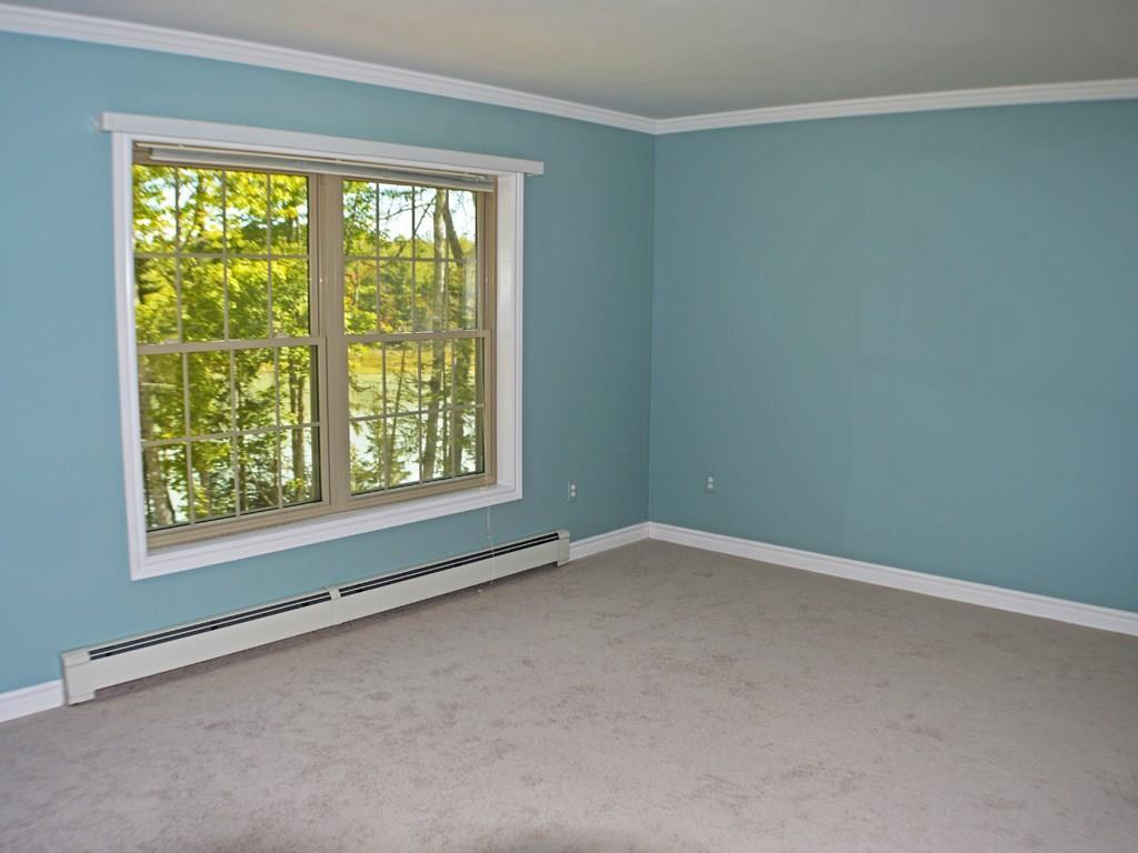 Large master suite with private...