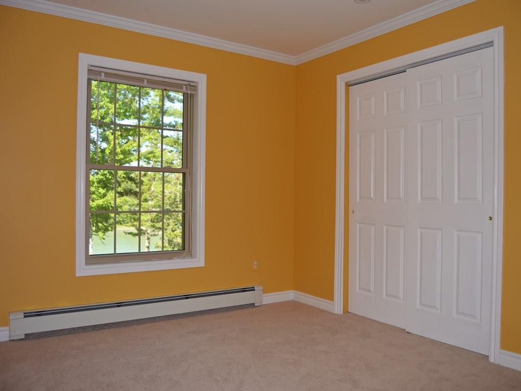 The second guest bedroom offers...