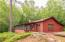 Well-maintained cottage with screened porch.