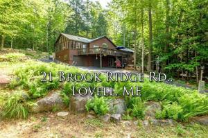 21 Brook Ridge Road, Lovell, ME 04051