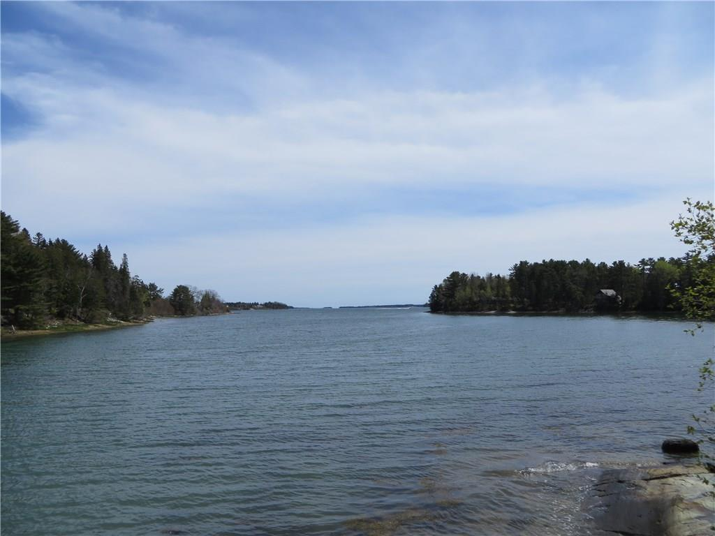 View of Fernald Cove out to Great...