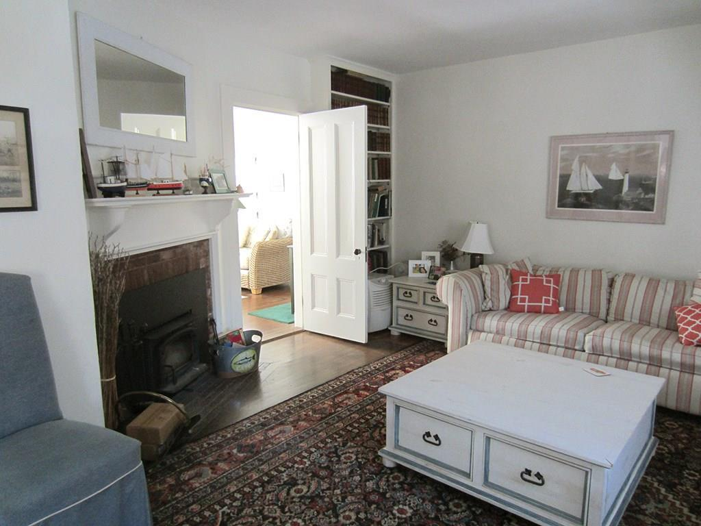 Den and Main Floor Guest Room with...