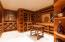A 900+ bottle temperature controlled Wine Cellar