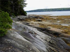 Quintessential Maine ocean landscape: have your own clambake here
