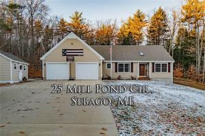 25 Mill Pond Circle, Sebago, ME 04029