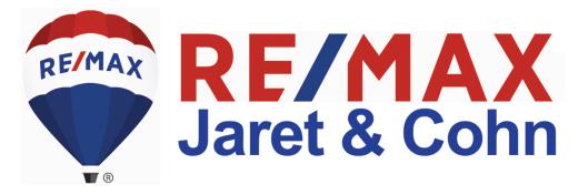 Re/Max Jaret & Cohn logo