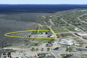APPROXIMATE BOUNDRIES - this photograph shows ROUGH, APPROXIMATE boundries for the property