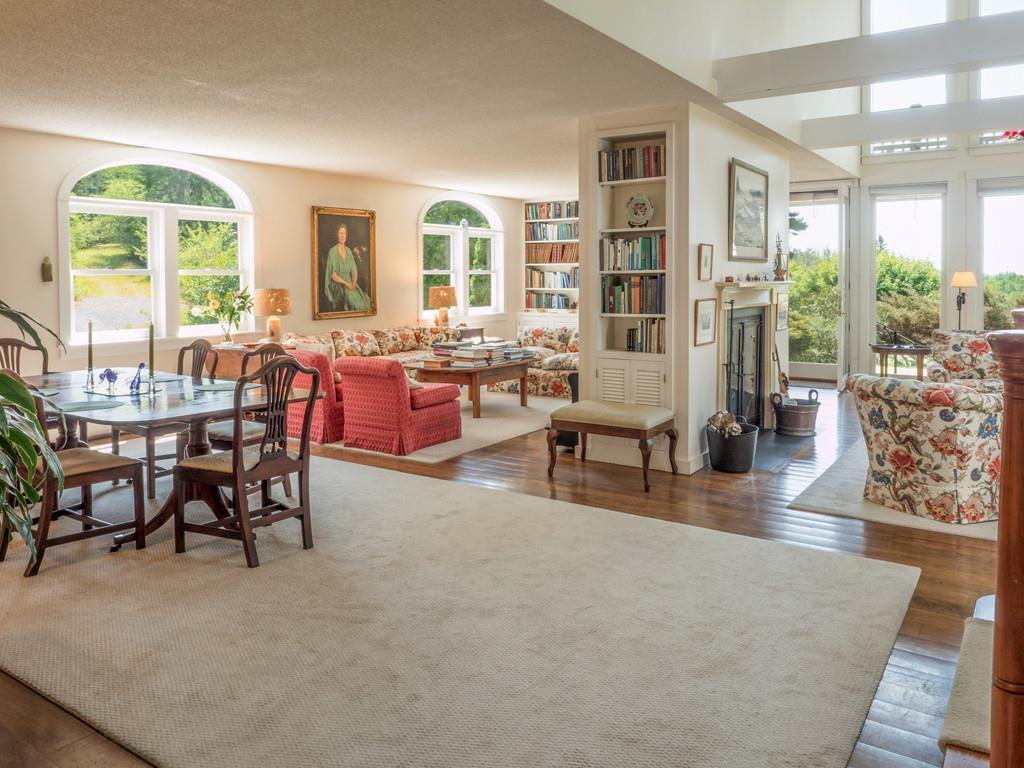 Great Room with Dining Area