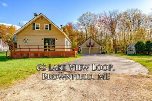 62 Lake View Loop, Brownfield, ME 04010