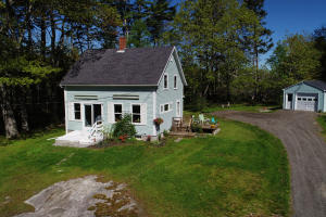 183 Martin Point Road, Friendship, ME 04547
