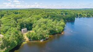 400 Ft. of frontage on Highland Lake