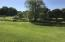Beautiful lawn space.