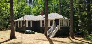 HICKORY cottage at Pleasant Point on Kezar Lake