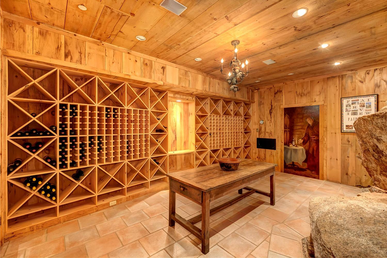 43-28.Wine cellar.