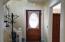 Pretty foyer!