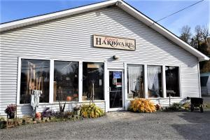 Hardware Store & Gift Shop-complete inventory conveying...