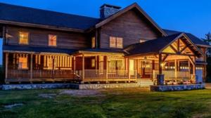 Introducing the 4D lodge located on 173 acres of just amazing land.