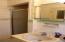 Full bathroom with sauna in te lower level