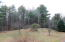 Private 2 acre lot at the dean end of the street