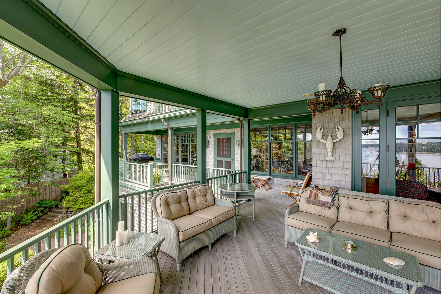 Extended Porch