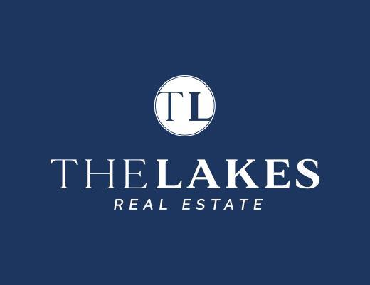 The Lakes Real Estate logo