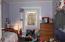 Bedroom 2 in unit 1