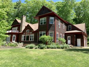 Sebago Lake at its finest. Spacious private home with beautiful frontage.