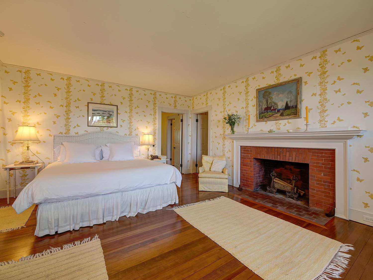 Second Floor Master Bedroom 1