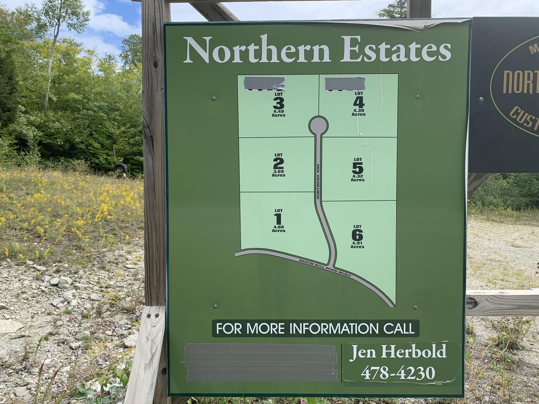 Lot 4 Northern Way Road