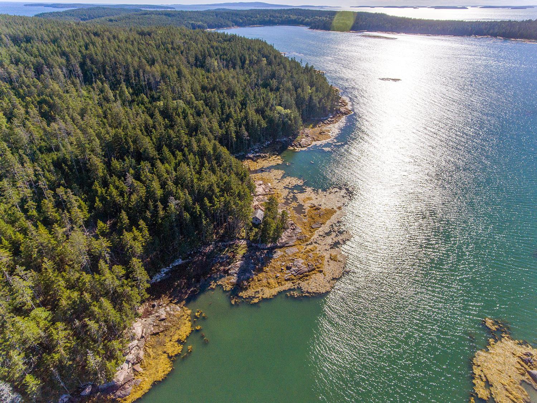 Seal Cove aerials