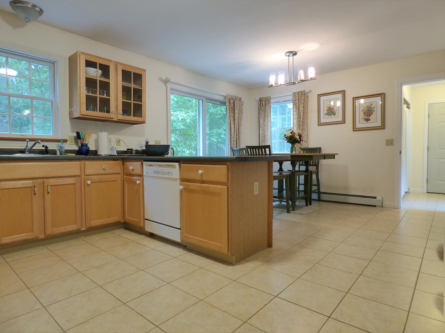 Kitchen and Dining Area 2