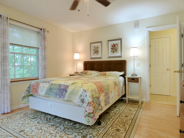 Downstairs Bedroom 2 with Queen Bed
