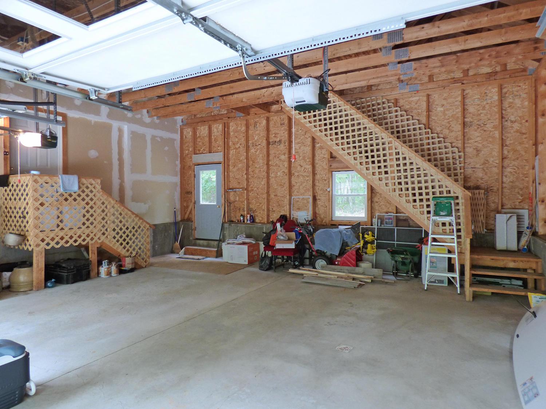 Garage Interior 2
