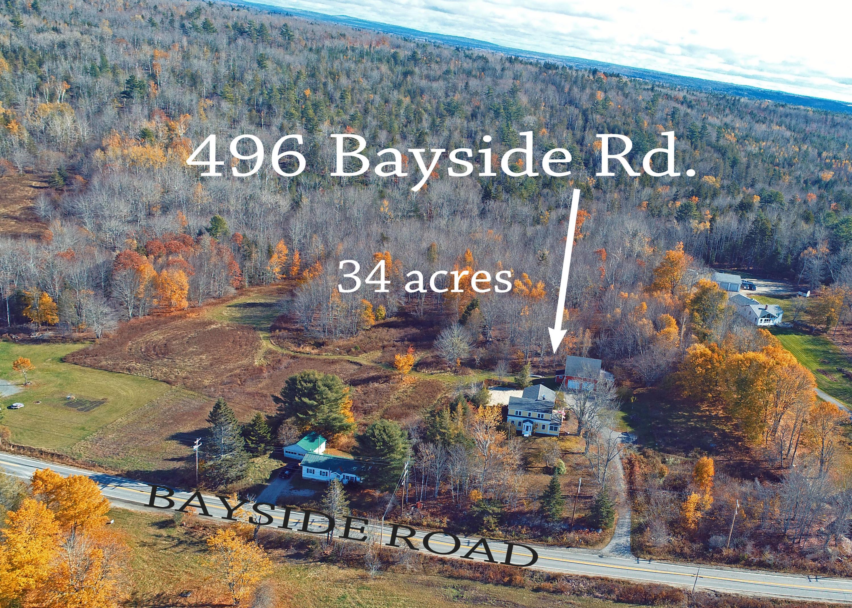496 Bayside Road