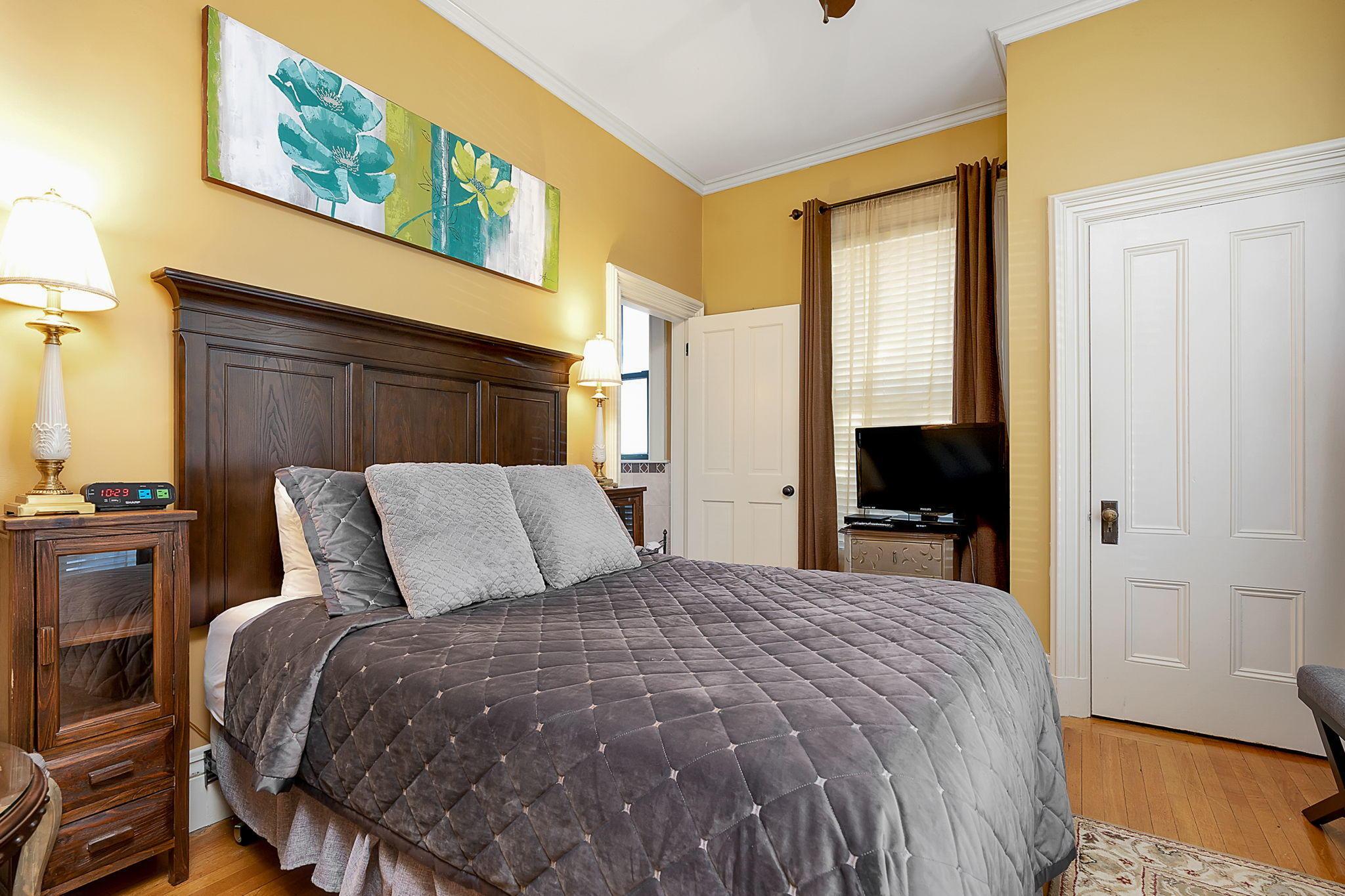first floor guest suite
