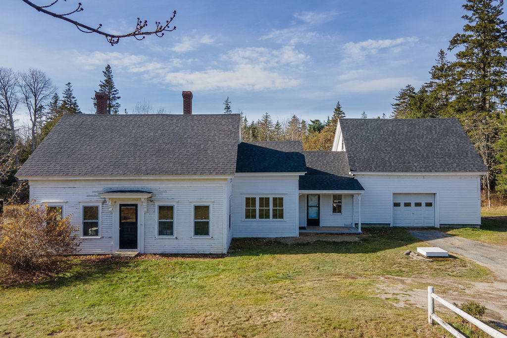 348 North Deer Isle Road