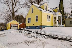 36 Boston Avenue, Lewiston, ME 04240