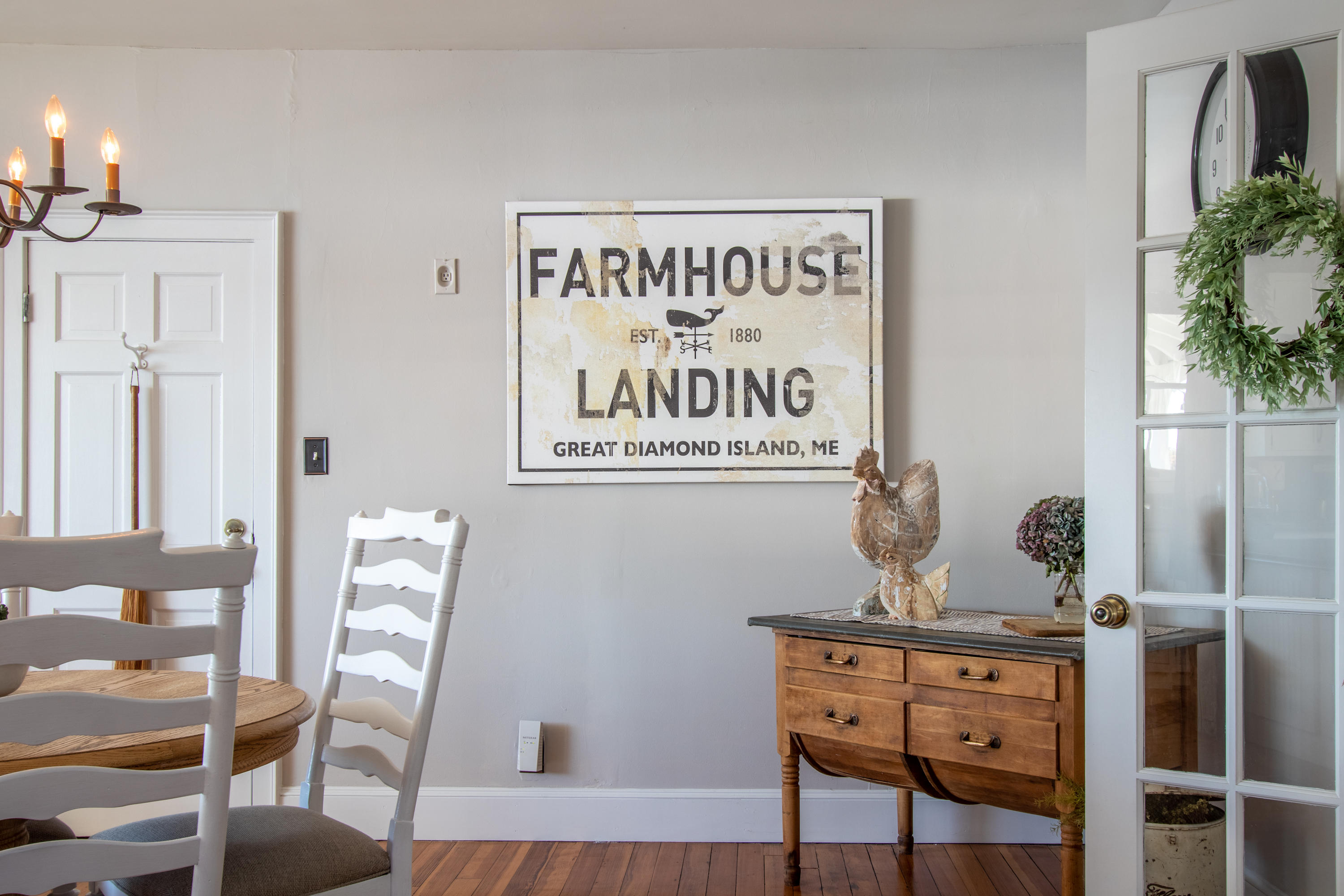 Farmhouse Landing