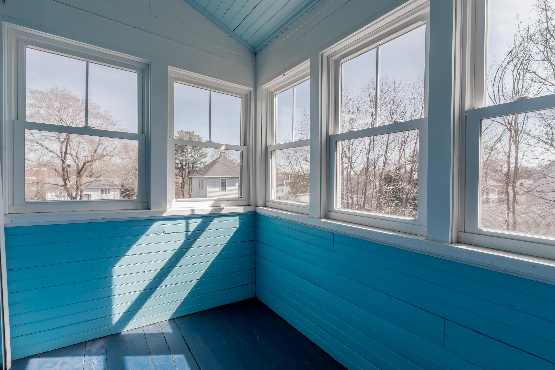 2nd fl sun porch