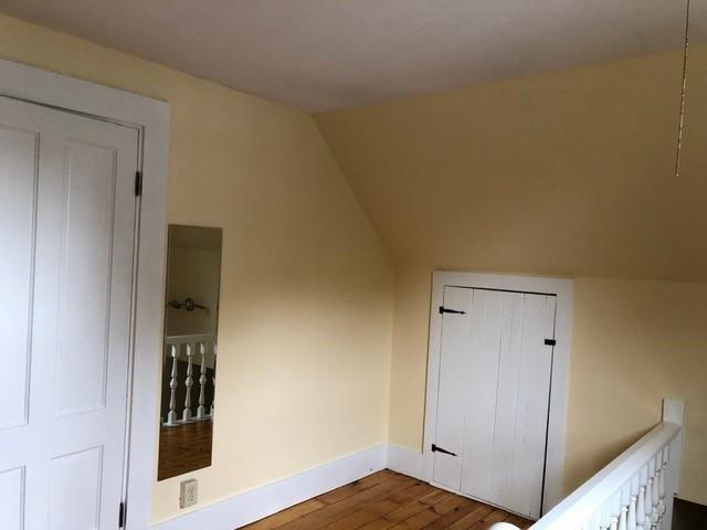3rd floor entry