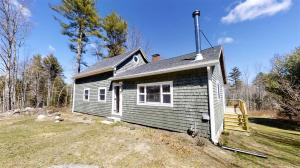 Beautifully renovated 3 bedroom, 2 bath cape conveniently located 5 minutes from Route 1. Short drive to Rockland or Augusta. Tasteful updates and a brand new custom second bath. Quality materials such as, Roxul insulation in the basement, Pex plumbing, new siding on the backside and frontside of the house, new electric panel and updated wiring. Generator hookup, and a cozy woodstove for those cooler Maine evenings. Spacious deck and some landscaping started, ready for your ideas!
